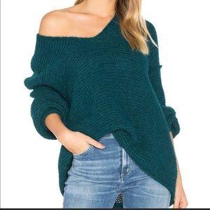 Free People All Mine Alpaca Sweater